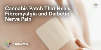 Cannabis Patch That Heals Fibromyalgia and Diabetic Nerve Pain.