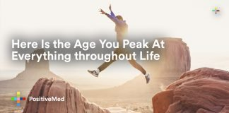 Here Is the Age You Peak At Everything throughout Life.