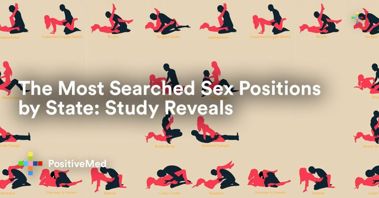 The Most Searched Sex Positions by State: Study Reveals