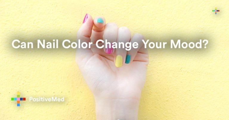Can Nail Color Change Your Mood?