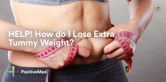 HELP! How do I Lose Extra Tummy Weight