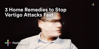 3 Home Remedies to Stop Vertigo Attacks Fast