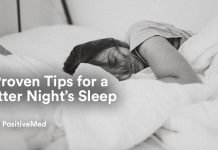 6 Proven Tips for a Better Night's Sleep
