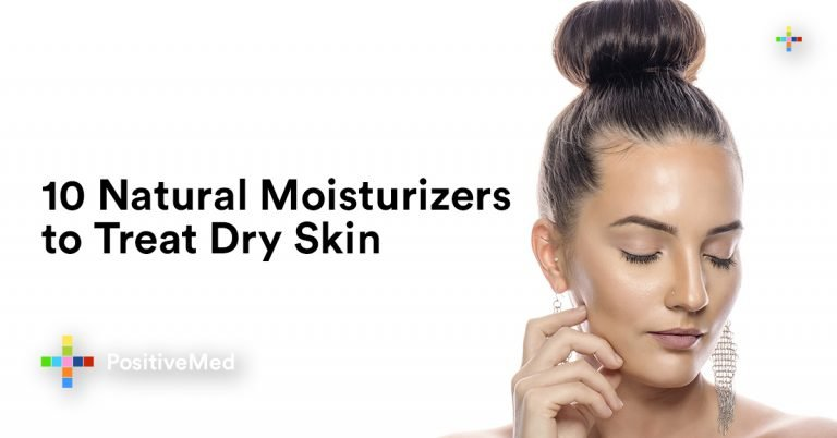 10 Natural Moisturizers to Treat Dry Skin