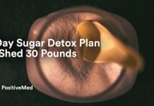7-Day Sugar Detox Plan to Shed 30 Pounds