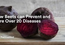 How Beets can Prevent and Cure Over 20 Diseases