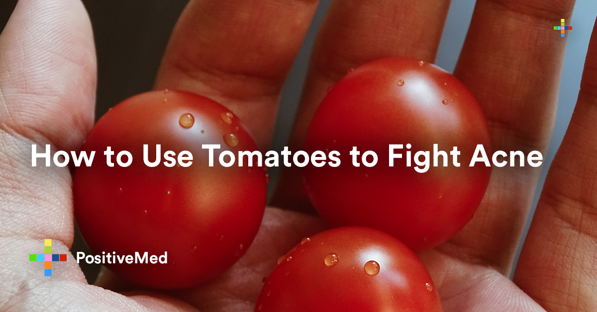 How to Use Tomatoes to Fight Acne