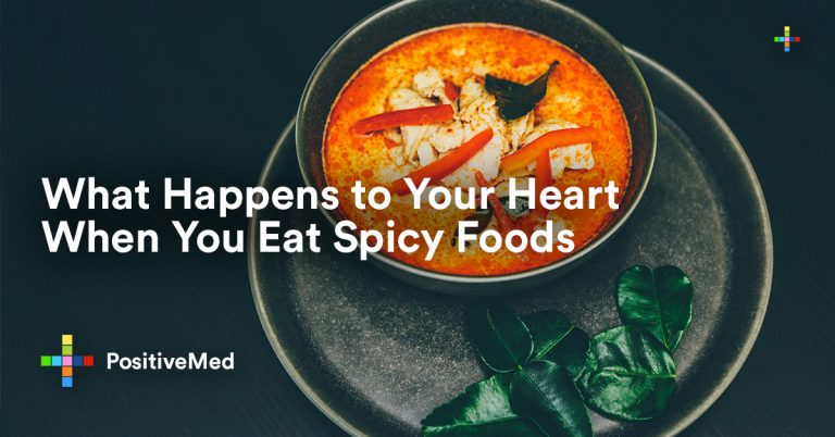 What Happens to Your Heart When You Eat Spicy Foods