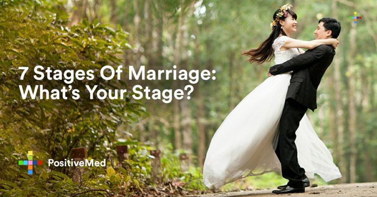 7 Stages Of Marriage: What's Your Stage?