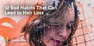 12 Bad Habits That Can Lead to Hair Loss.
