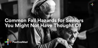Common Fall Hazards for Seniors You Might Not Have Thought Of