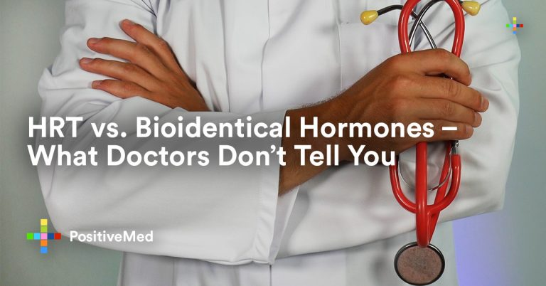 HRT vs. Bioidentical Hormones – What Doctors Don't Tell You