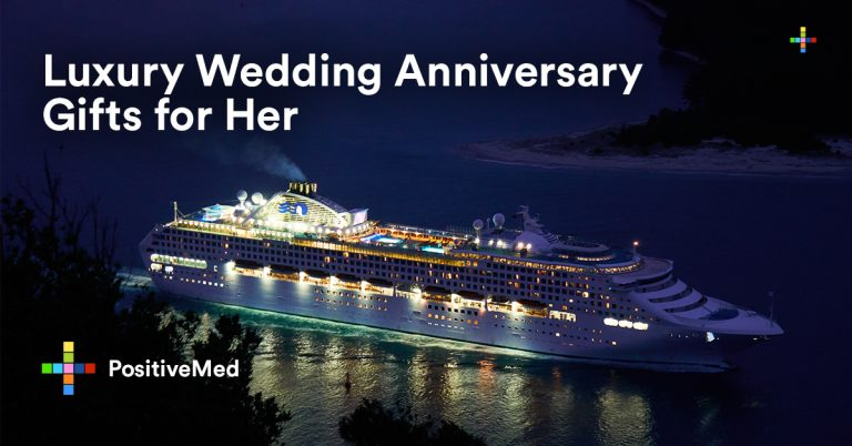 Luxury Wedding Anniversary Gifts for Her