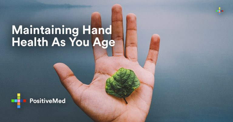 Maintaining Hand Health As You Age