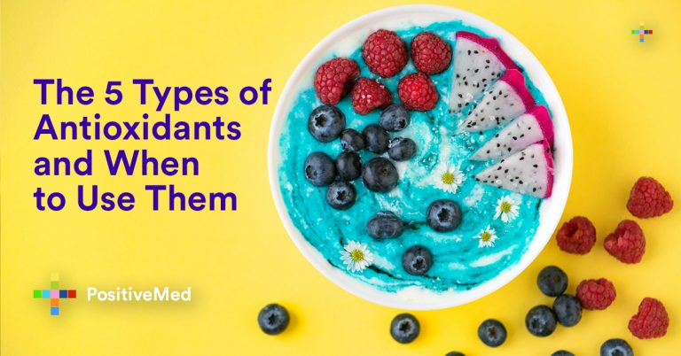 The 5 Types of Antioxidants and When to Use Them