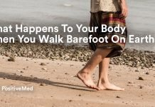 What Happens To Your Body When You Walk Barefoot On Earth