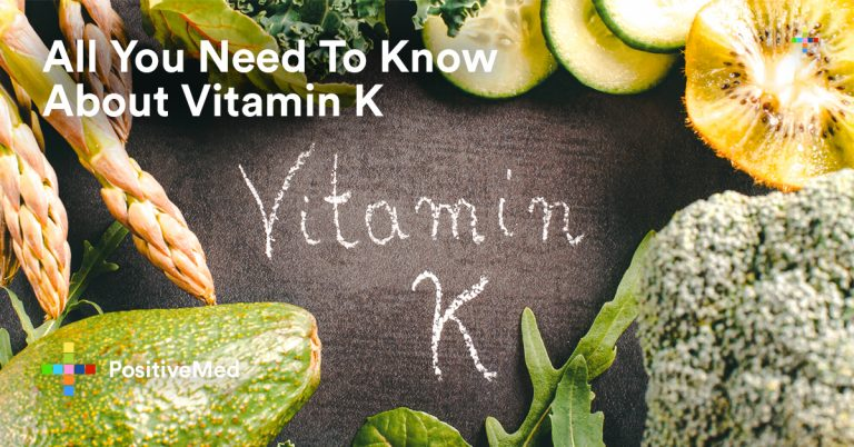 All You Need To Know About Vitamin K