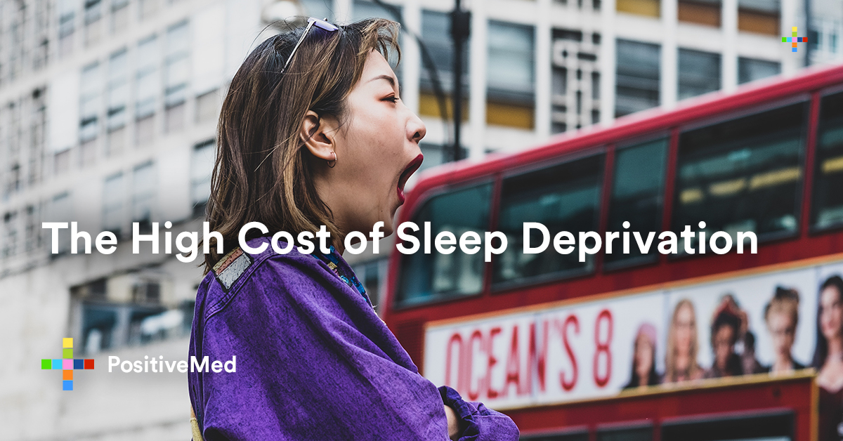 The High Cost of Sleep Deprivation.