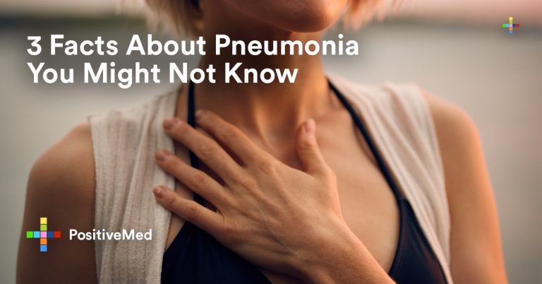 3 Facts About Pneumonia You Might Not Know