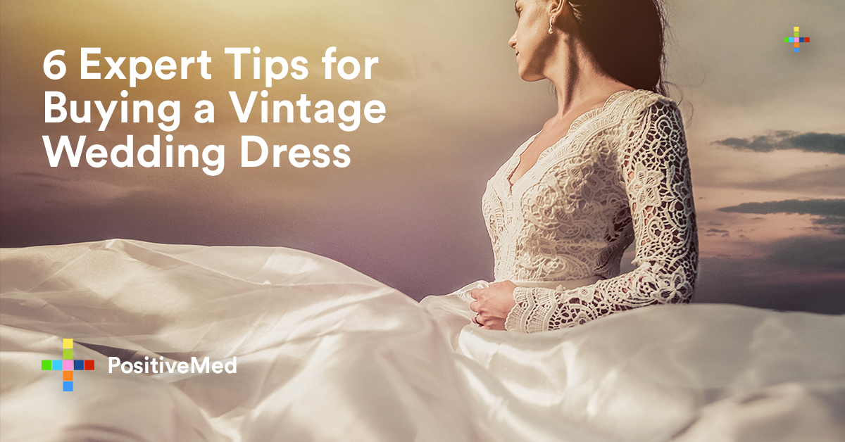 6 Expert Tips for Buying a Vintage Wedding Dress.