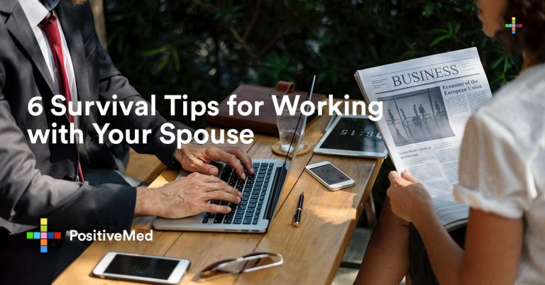 6 Survival Tips for Working with Your Spouse