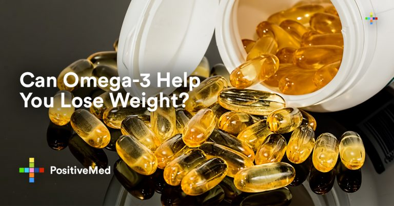 Can Omega-3 Help You Lose Weight?
