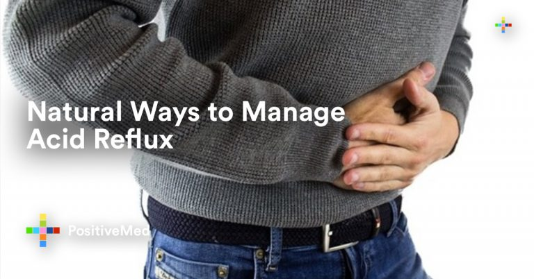 Natural Ways to Manage Acid Reflux