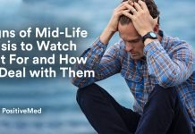 Signs of Mid-Life Crisis to Watch out for and How to Deal with Them