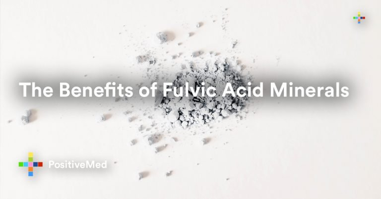 The Benefits of Fulvic Acid Minerals