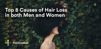 Top 8 Causes of Hair Loss in both Men and Women