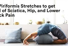 11 Piriformis Stretches to get Rid of Sciatica, Hip, and Lower Back Pain.