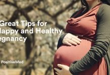 12 Great Tips for a Happy and Healthy Pregnancy.