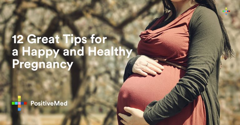 12 Great Tips for a Happy and Healthy Pregnancy