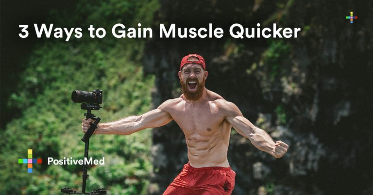 3 Ways to Gain Muscle Quicker