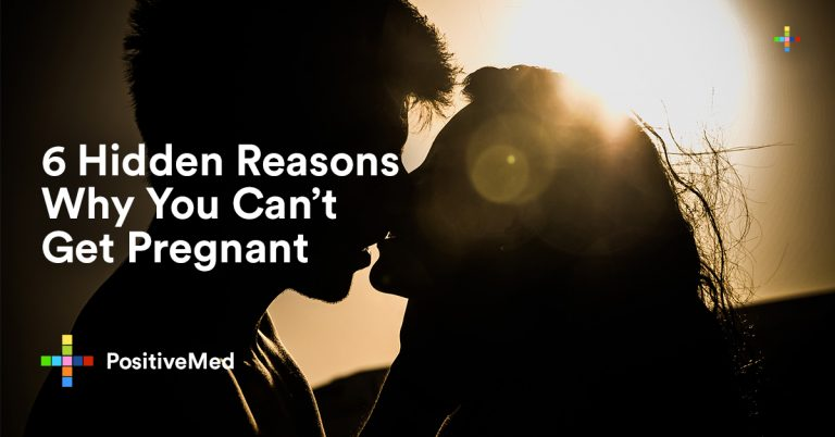 6 Hidden Reasons Why You Can't Get Pregnant