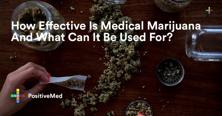 How Effective Is Medical Marijuana And What Can It Be Used For?