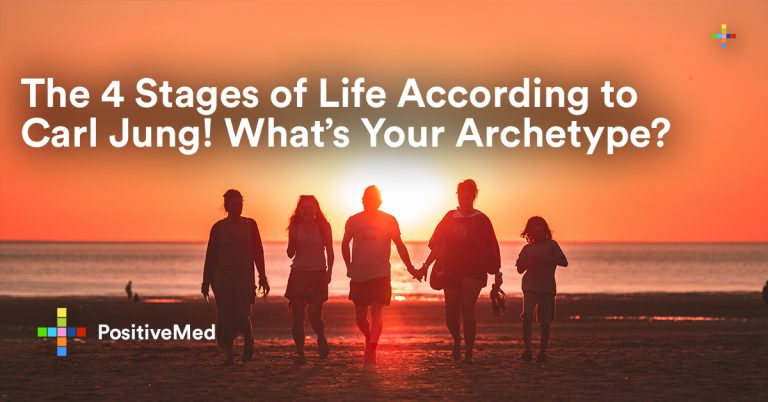 The 4 Stages of Life According to Carl Jung! What's Your Archetype?
