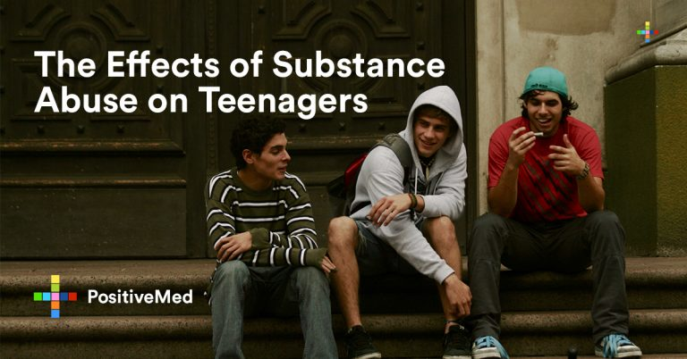 The Effects of Substance Abuse on Teenagers