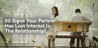 20 Signs Your Partner Has Lost Interest In The Relationship!