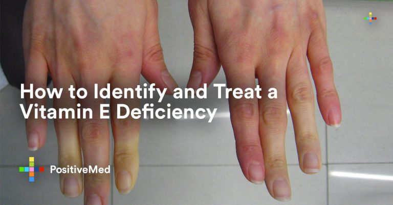 How to Identify and Treat a Vitamin E Deficiency