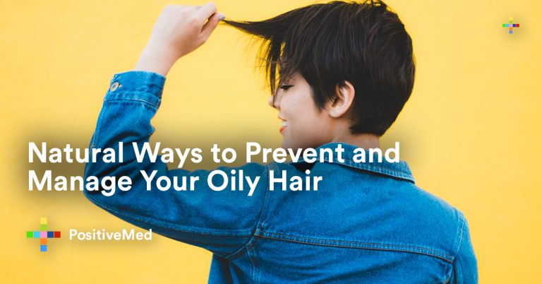 Natural Ways to Prevent and Manage Your Oily Hair