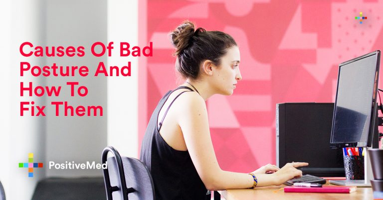 Causes Of Bad Posture And How To Fix Them