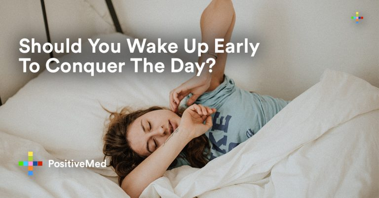 Should You Wake Up Early To Conquer The Day?