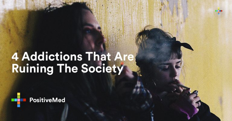 4 Addictions That Are Ruining The Society