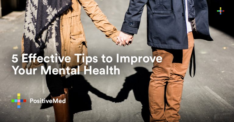 5 Effective Tips to Improve Your Mental Health