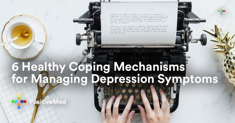 6 Healthy Coping Mechanisms for Managing Depression Symptoms