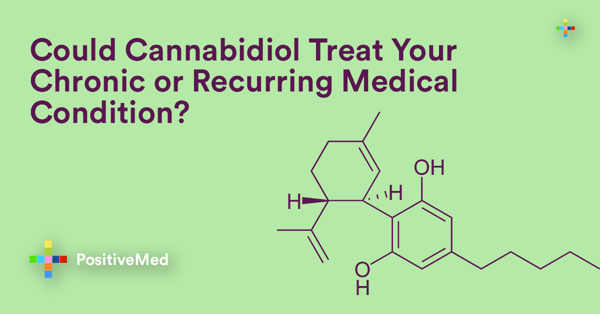 Could Cannabidiol Treat Your Chronic or Recurring Medical Condition