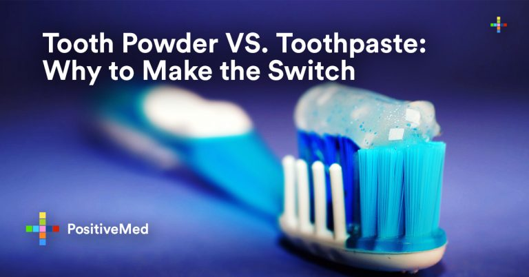 Tooth Powder VS. Toothpaste: Why to Make the Switch