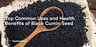 Top Common Uses and Health Benefits of Black Cumin Seed.