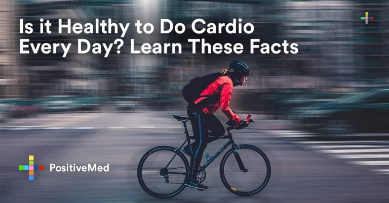 Is it Healthy to Do Cardio Every Day? Learn These Facts